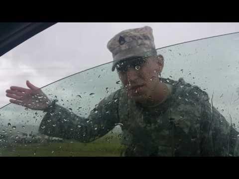National Guard ILLEGAL CHECKPOINT North Dakota