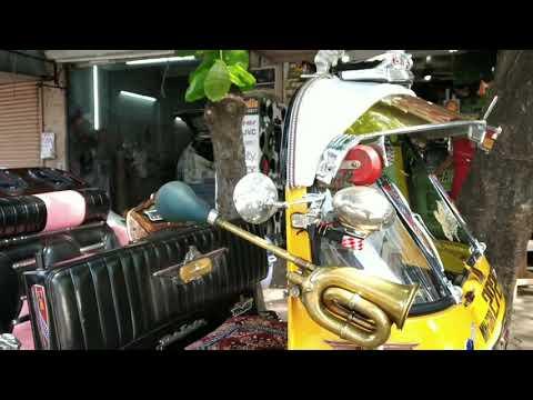 Mumbai modified auto