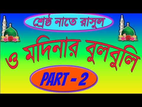 O Modinar Bulbuli Part -2 - Mobinar Bulbul Nobi Rasulallah - 2018 New Bangla Gojol