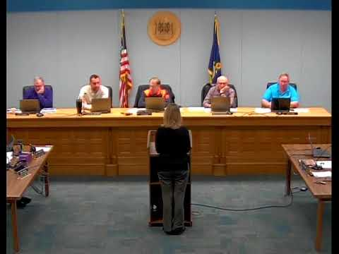 02 28 2018 Board of County Commissioners Meeting