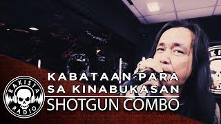 Kabataan Para Sa Kinabukasan (Francis M Cover) by Shotgun Combo   Rakista Live EP48