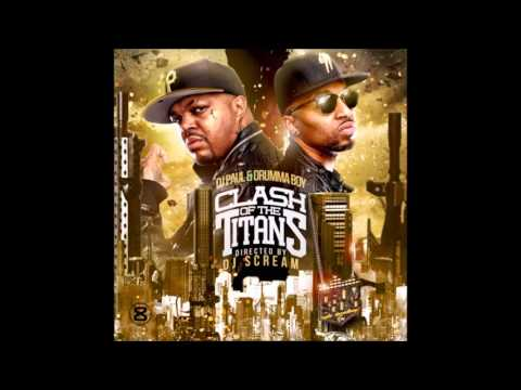 Clash Of The Titans by DJ Paul [Full Mixtape]