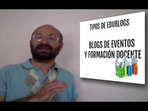 Tema 3: El uso de blogs en educación
