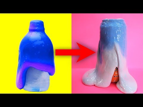 Trying DIY SLIME AND MORE LIFE HACKS by Blossom