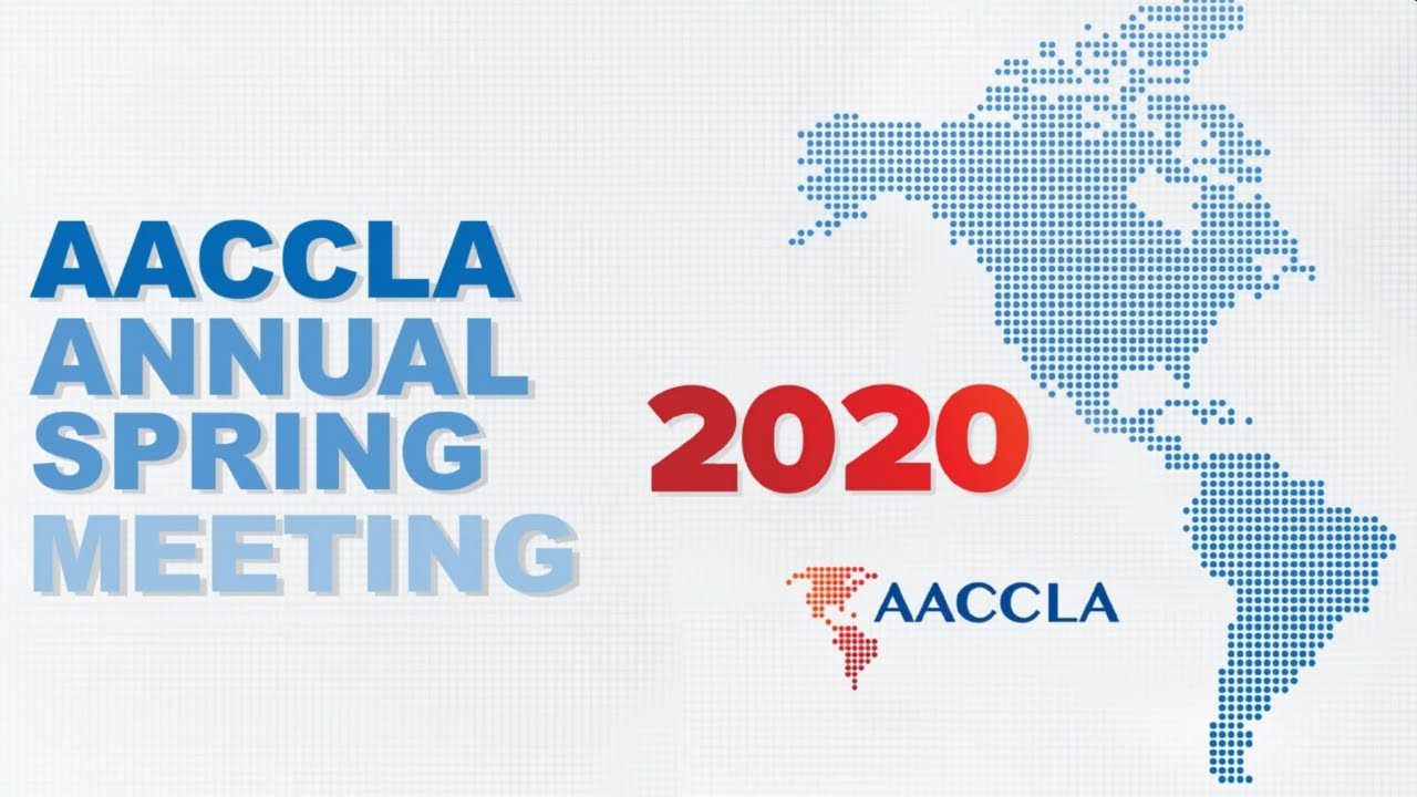 2020 AACCLA Annual Outlook on the Americas Meeting | 2/11/2020 | (Video credit: it.Media Collective)