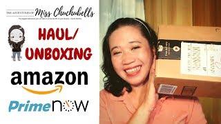 Video Haul/Unboxing Amazon Prime Now Singapore download MP3, 3GP, MP4, WEBM, AVI, FLV Juni 2018
