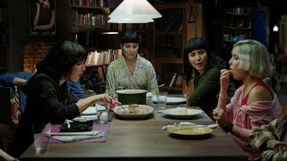 欧美大片,女版七个葫芦娃,为了生存对抗计划生育——五分钟解说电影《猎杀星期一》