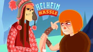 СОБЕРИ СЕБЕ ВИКИНГА   Обзор игр - Первый взгляд   Helheim Hassle