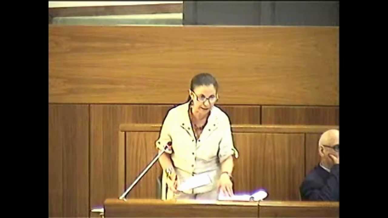 Claudia Zuncheddu sulla commissione pari opportunità della ...