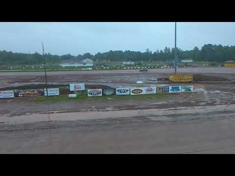 Some fun at the Proctor Speedway