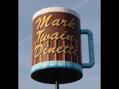 Funks Grove Sirup & Mark Twain Dinette