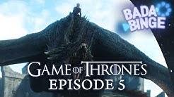 Eastwatch: Game Of Thrones Staffel 7 Episode 5 - Review | Bada Binge-Spezial