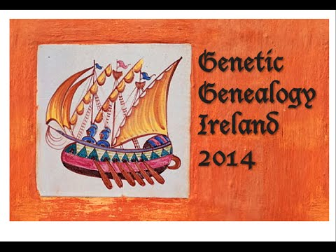 Gerard Corcoran - Using Genetic Genealogy to Map Irish Migrations