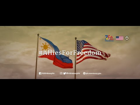 #AlliesForFreedom: Battle of Manila and the Liberation of the Santo Tomas Internment Camp