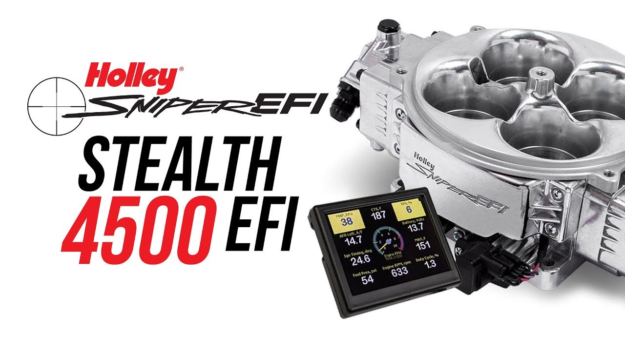 Holley Stealth Sniper EFI?? - 460 Ford Forum