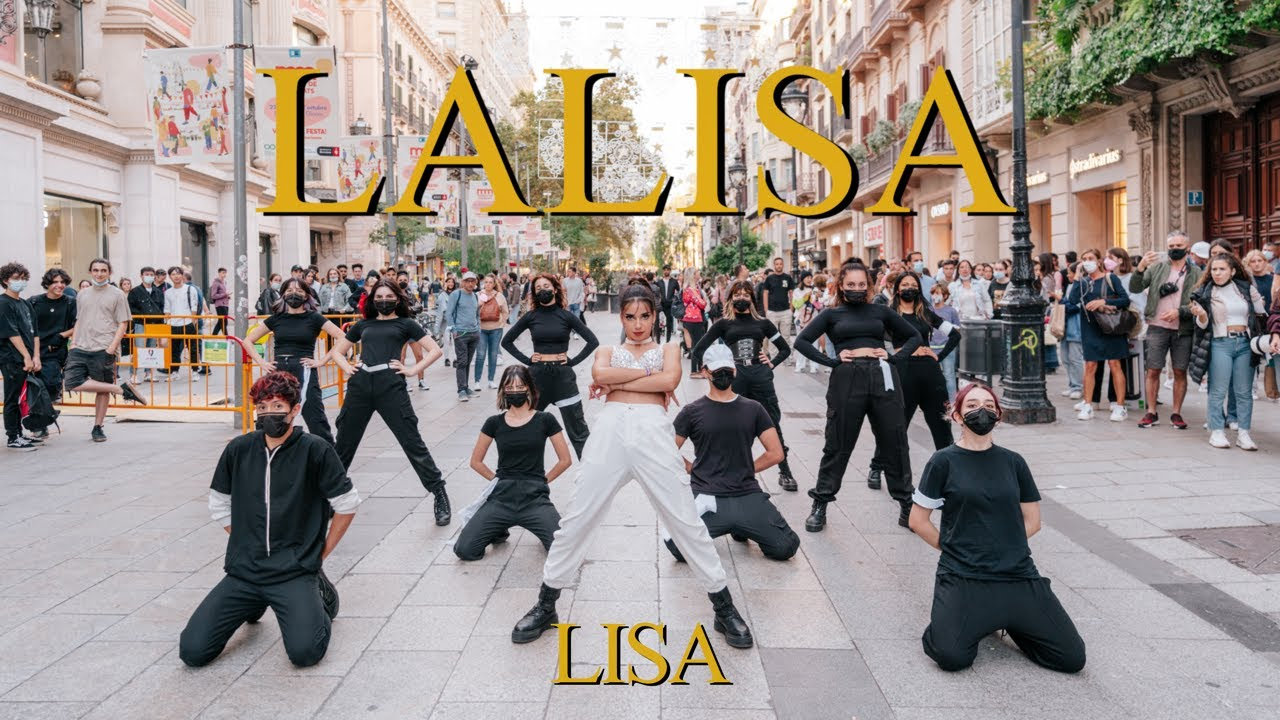 Download [KPOP IN  PUBLIC] LISA (리사) - INTRO MONEY + LALISA l Dace cover by KO-ONE
