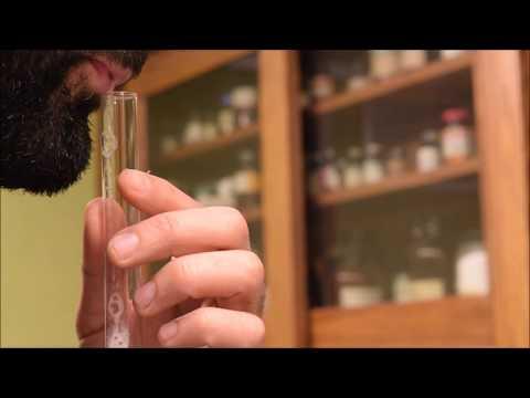 Saliva under the Microscope