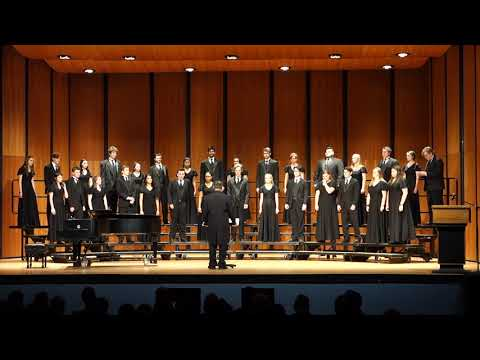 Sing'n'Joy Princeton 2019 - Grand Prize Competition - Liberty North High School Chamber Choir