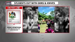 School violence video goes viral