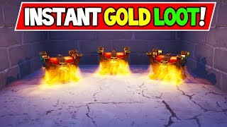 COMMENT GET A LEGENDARY / GOLD WEAPON EVERY TIME IN FORTNITE SEASON 8! (Gagnez chaque match!)