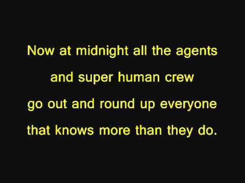 Desolation row My Chemical Romance - LYRICS!