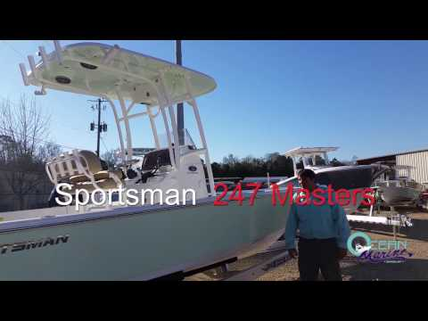 Sportsman 247 Masters  - Ocean Marine Group -  Presented by Chad Davis