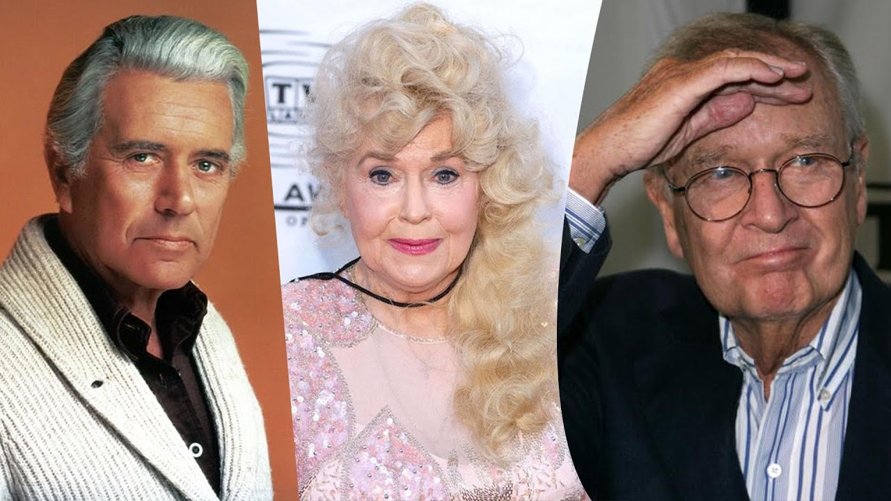 Most Famous TV and Film Stars Who Died but you don't know - #2