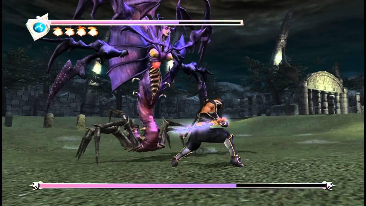 Ninja Gaiden Black Awakened Alma Master Ninja No Ninpo
