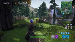 Fortnite Patched the Build glitch in tilted town