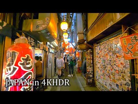 【4KHDR】Tokyo Shinjuku colors refresh