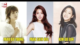 Những nữ diễn viên sở hữu giọng hát hay không kém gì các thần tượng Kpop