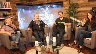 Rick and Morty's Dan Harmon, Justin Roiland, & Chris Parnell! (Nerdist News Talks Back)