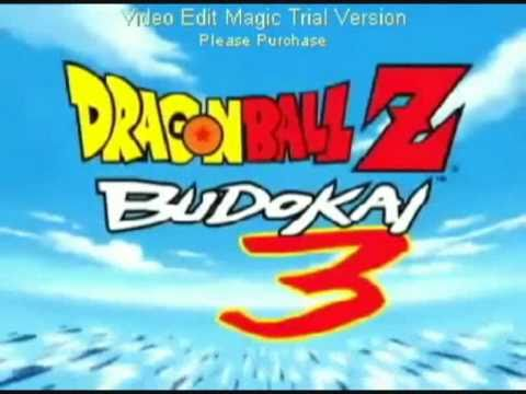 Dragon Ball Z Budokai 3 Opening HQ (American)
