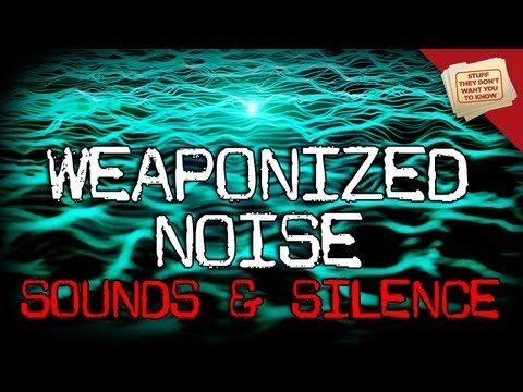 Sounds and Silence: Weaponized Noise