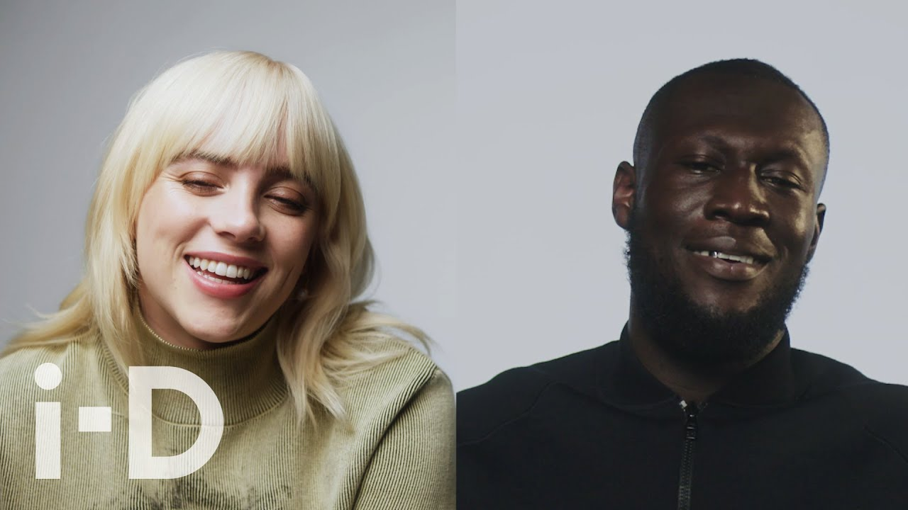 Billie Eilish & Stormzy Answer 6 Questions From Each Other