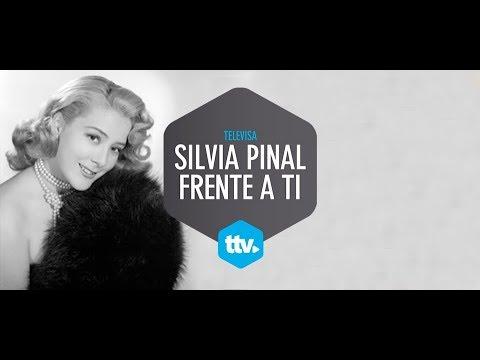 Backstage de Silvia Pinal... Frente a tí