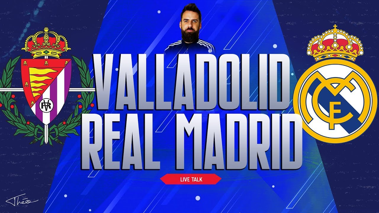 Valladolid vs. Real Madrid free live stream (2/20/21): How to watch ...