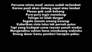 Lady Gan Menderita Lyrics.mp3