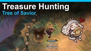 [Tree of Savior] Treasure Hunting Compilation