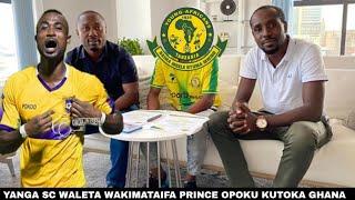 USAJILI:YANGA SC waleta wakimataifa PRINCE OPOKU kutoka GHANA alie kuwa nahodha wa CLUB ya MADEANA