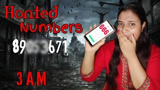 DO NOT CALL AT *Haunted Numbers* at 3 AM Challenge  *Gone Wrong* The Shil Nora
