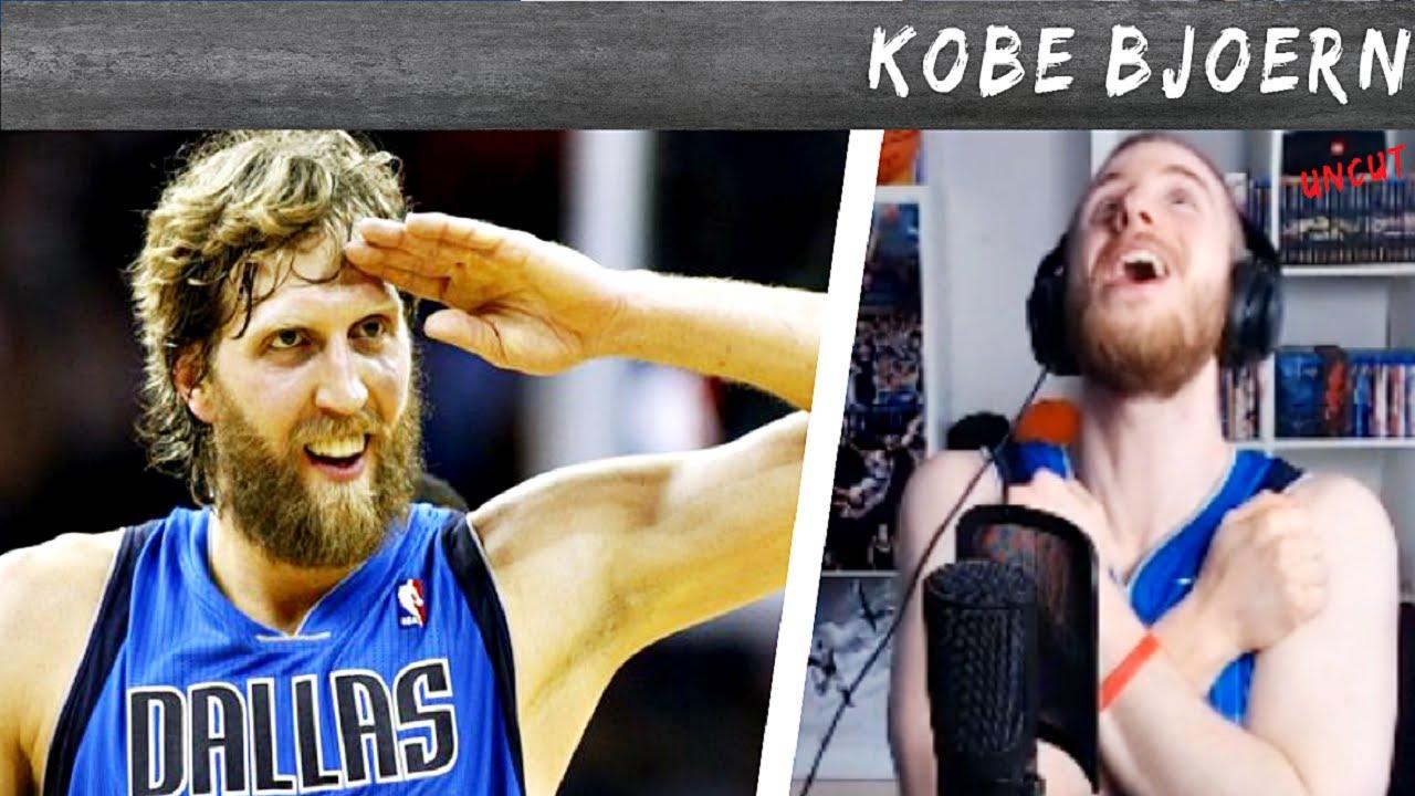 KobeBjoern reagiert auf DIRK NOWITZKI Top 24 Career Plays | Reaktion