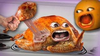 Annoying Orange - Turkey Jerky!