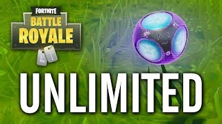 Fortnite - Easy Unlimited Port-A-Fort Glitch