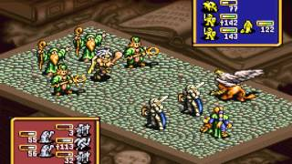Play Ogre Battle - The March of the Black Queen Online SNES