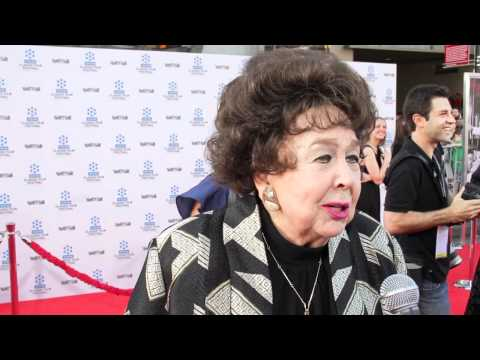 Jane Withers red carpet  2011 TCM Classic Film Festival