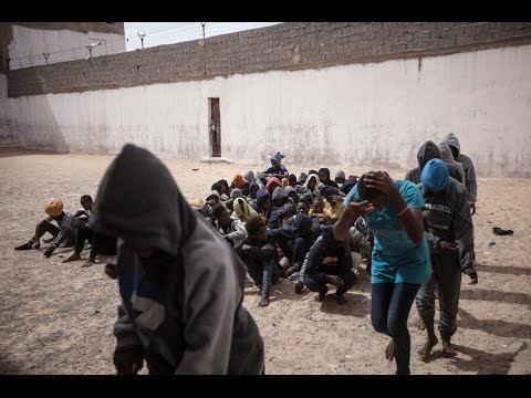 Le trafic humain en Libye - Chaque photo a son histoire