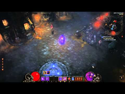 Diablo 3 Trick - Reset your Cooldowns instantly - Most Effective in Multiplayer - Guide