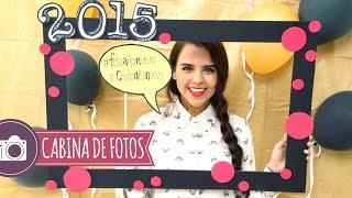 HAZ TU PROPIA CABINA DE FOTOS PARA AÑO NUEVO ♥ - Yuya Thumbnail