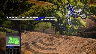 TUNE. RACE. WIN. THE YAMAHA YZ250F.